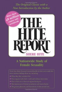 The best books on Sex - The Hite Report by Shere Hite