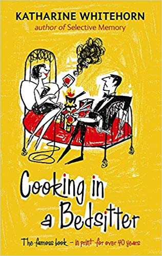 The best books on British Politics - Cooking in a Bedsitter by Katharine Whitehorn