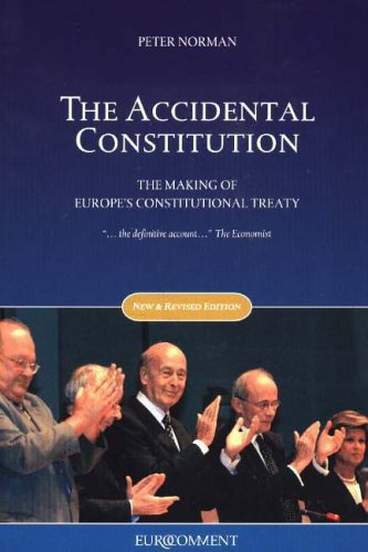 The best books on Constitutional Reform - The Accidental Constitution by Peter Norman
