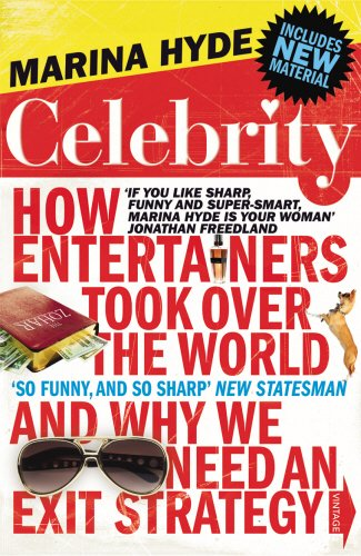 The best books on Hollywood - Celebrity by Marina Hyde