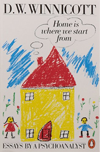 Alain de Botton recommends the best books of Illuminating Essays - Home Is Where We Start From by D W Winnicott