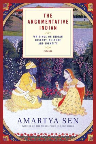 The best books on The Indian Economy - The Argumentative Indian by Amartya Sen