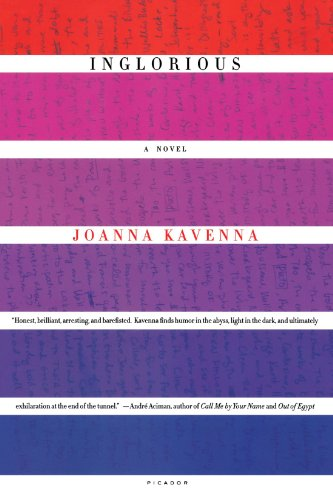 The best books on Parallel Worlds - Inglorious by Joanna Kavenna