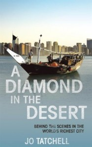 The best books on Desert Nations - A Diamond in the Desert by Jo Tatchell