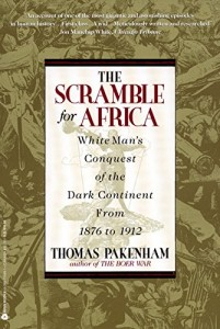 The best books on South Africa - The Scramble for Africa by Thomas Pakenham