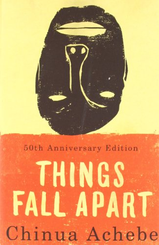 The best books on Nigeria - Things Fall Apart by Chinua Achebe