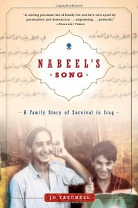 The best books on Desert Nations - Nabeel's Song by Jo Tatchell