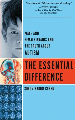 The best books on Men and Women - The Essential Difference by Simon Baron-Cohen