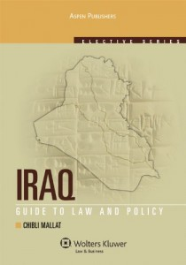 The best books on Maverick Political Thought - Iraq by Chibli Mallat