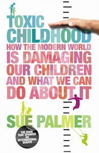 The best books on Boys and Toxic Masculinity - Toxic Childhood by Sue Palmer