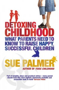 The best books on Boys and Toxic Masculinity - Detoxing Childhood by Sue Palmer