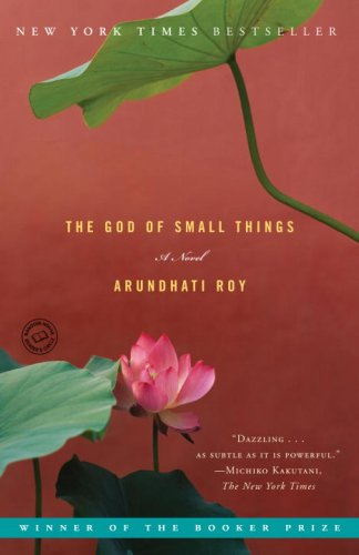 The best books on India - The God of Small Things by Arundhati Roy