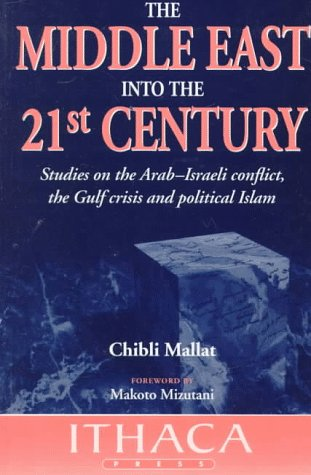The best books on Maverick Political Thought - The Middle East into the 21st Century by Chibli Mallat