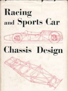The best books on Pop Modern - Racing and Sports Car Chassis Design by Michael Costin and David Phipps
