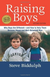 The best books on Boys and Toxic Masculinity - Raising Boys by Steve Biddulph