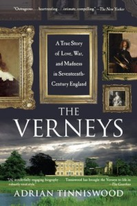 The best books on Pirates - The Verneys by Adrian Tinniswood