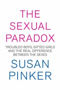 The best books on Men and Women - The Sexual Paradox by Susan Pinker