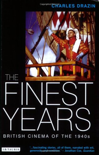 The best books on British Cinema - The Finest Years by Charles Drazin