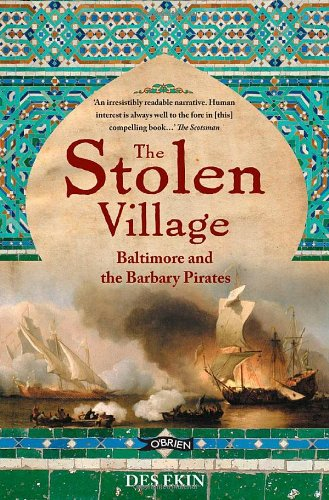 The best books on Pirates - The Stolen Village by Des Ekin