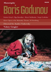 The best books on Opera - Mussorgsky - Boris Godunov by Robert Lloyd