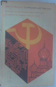 The best books on Soviet Law - Communists and Their Law by John N Hazard