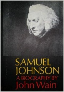 The best books on Samuel Johnson - Samuel Johnson by John Wain