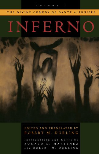 The best books on Dante - The Divine Comedy I: Inferno by Robert M Durling