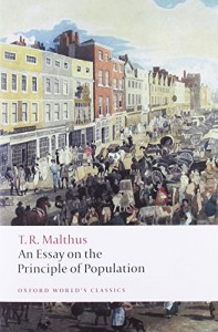 The best books on The Global Food Scandal - An Essay on the Principle of Population by Thomas Malthus