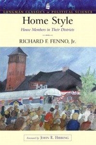 The best books on Parliamentary Politics - Home Style by Richard F Fenno