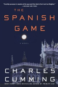 The best books on Espionage - The Spanish Game by Charles Cumming