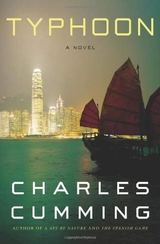 The best books on Espionage - Typhoon by Charles Cumming