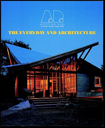 The best books on The Context of Architecture - The Everyday and Architecture by Jeremy Till & Jeremy Till with Sarah Wigglesworth