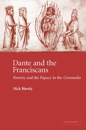 The best books on Dante - Dante and the Franciscans by Nick Havely