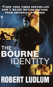 The best books on Writing a Great Thriller - The Bourne Identity by Robert Ludlum