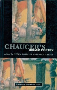 The best books on Dante - Chaucer's Dream Poetry by Nick Havely