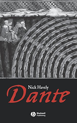 The best books on Dante - Dante by Nick Havely