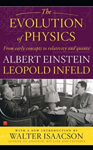 The best books on Einstein - Evolution of Physics by Albert Einstein and Leopold Infeld