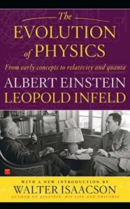 The best books on Einstein - Evolution of Physics by Albert Einstein and Leopold Infeld