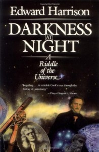 The best books on Cosmology - Darkness at Night by Edward Harrison