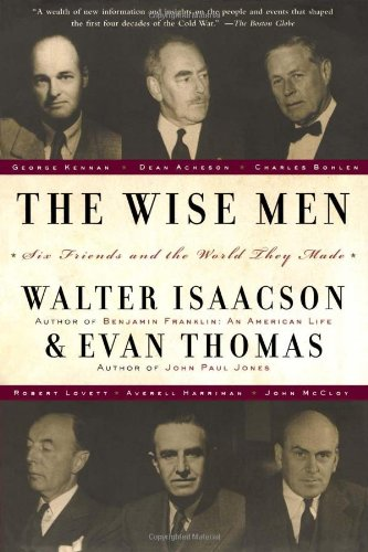 The best books on Einstein - The Wise Men by Walter Isaacson & Walter Isaacson and Evan Thomas
