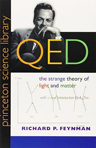 The best books on Cosmology - QED by Richard P Feynman