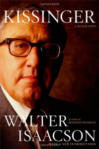 The best books on Einstein - Kissinger by Walter Isaacson
