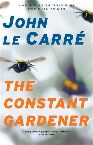 The best books on Espionage - The Constant Gardener by John le Carré
