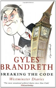 The best books on Parliamentary Politics - Breaking the Code by Gyles Brandreth