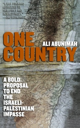 The best books on The Israel-Palestine Conflict - One Country by Ali Abunimah