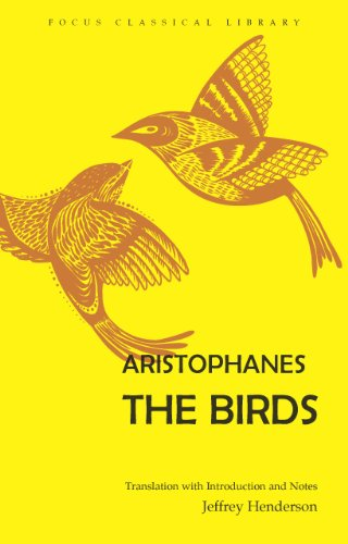 The best books on Birdwatching - The Birds by Aristophanes
