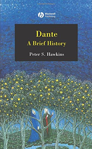 The best books on Dante - Dante: A Brief History by Peter S Hawkins