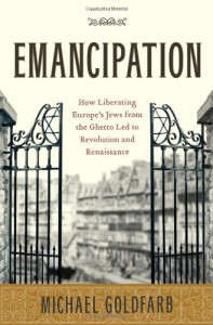 The best books on Israel - Emancipation by Michael Goldfarb