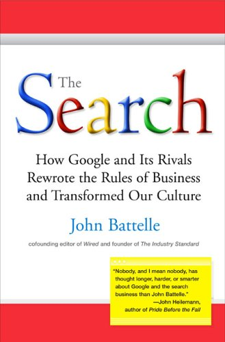 The best books on The Internet - The Search by John Battelle