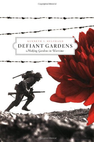 The best books on Guerrilla Gardening - Defiant Gardens by Kenneth I Helphand
